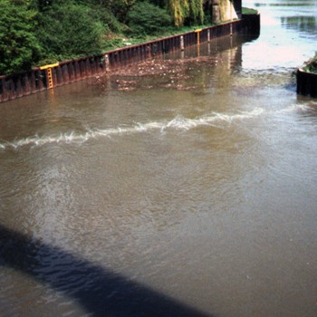 BubbleTubing controls pollution